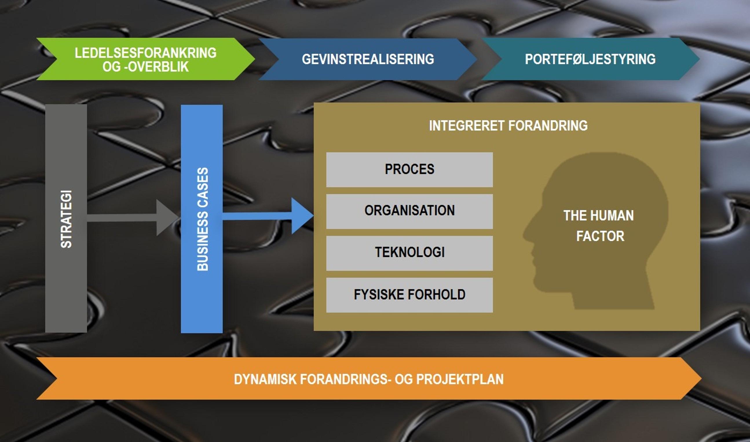 dynamisk forandrings- og projektplan